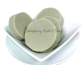 Facial Soap with Sea Clay and Avocado - Palm Free - made from scratch