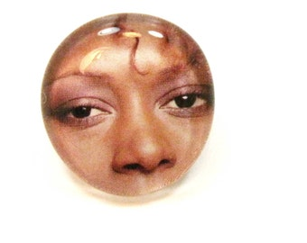 Refrigerator Magnet Home Magnet Office Magnet Woman Face Woman Home decor M 3