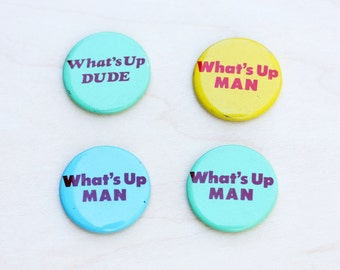 What's Up Pin Set
