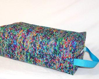 Knit Stitch Sweater Bag