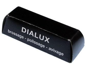 Dialux Premium Black Compound for Final Polish on Silver