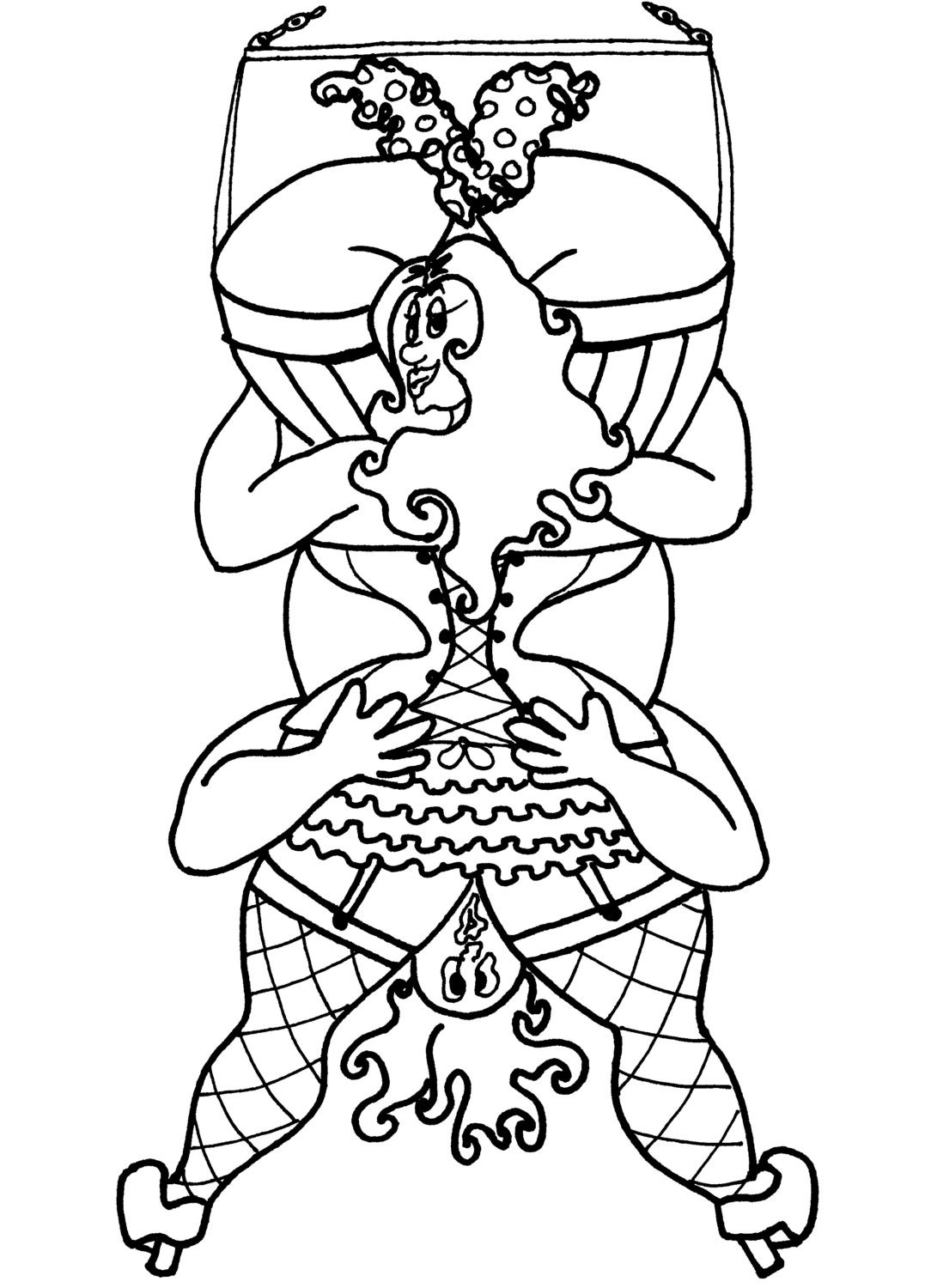 Coloring pages for bedroom -  Zoom