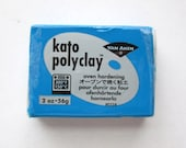 Polymer Clay, Kato Polyclay, Making Mold Turquoise 2 oz. Bar, Modeling Clay, Polymer Clay