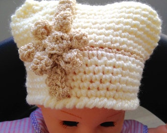Baby Hat Precious Gift Baby Hat Square Baby Hat