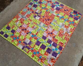Baby Shower Gift, Baby Quilt, Newborn Blanket, Baby Boy Quilt, Blanket, Girl Quilt, Quilted Baby Blanket, Handmade Quilt, Quiltsy Handmade