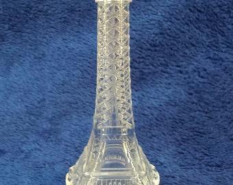 Eiffel Tower of Paris Enspired Crystal Perfume Bottle