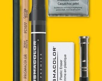 Prismacolor Colored Pencil Accessory Set, 7-Piece by Sanford