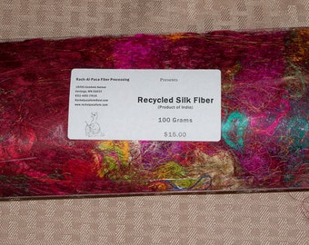 Recycled Silk