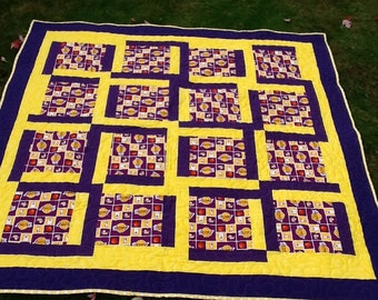 LAKERS Quilt
