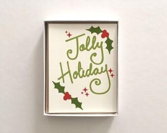 Jolly Holiday Boxed Set