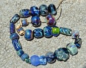 27 Lampwork Beads SRA - Destash