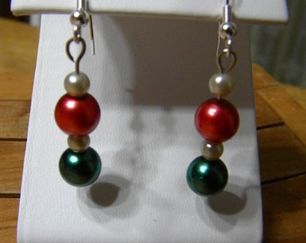 Holiday Earring 1