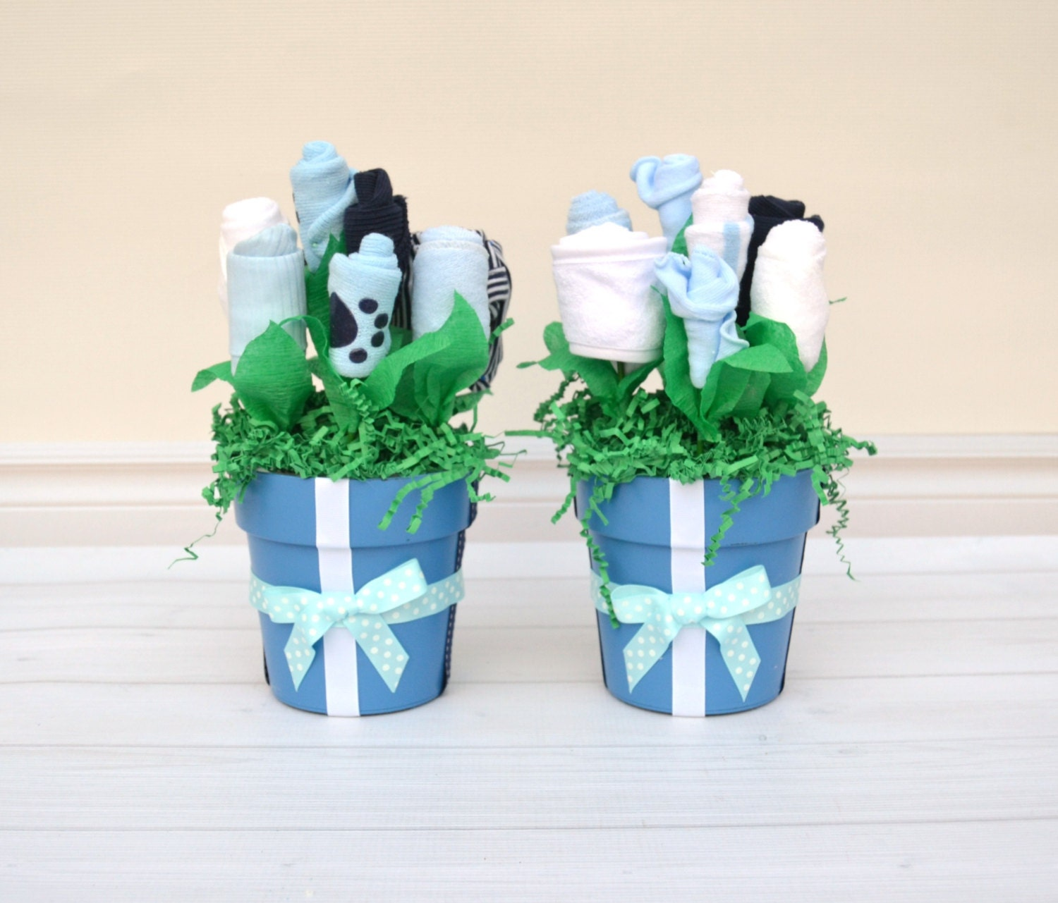 decorations baby boy centerpieces baby shower party planning table