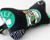 Boston Celtics pillow
