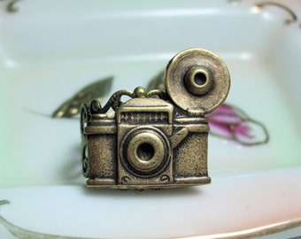 Camera Ring Brass, Travelers Flash Photography