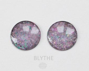 BLYTHE - ooak hand painted blythe eye chips, unique - by KarolinFelix - no 58