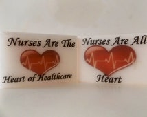 Nurses, Nurses Gift, Nurses party favors, Nurse's wedding favors, Nurse Graduation,
