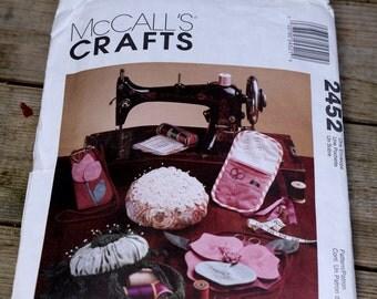 Vintage McCall Pattern 2452