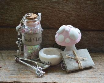 Tooth Fairy Kit - Ballerina Pink