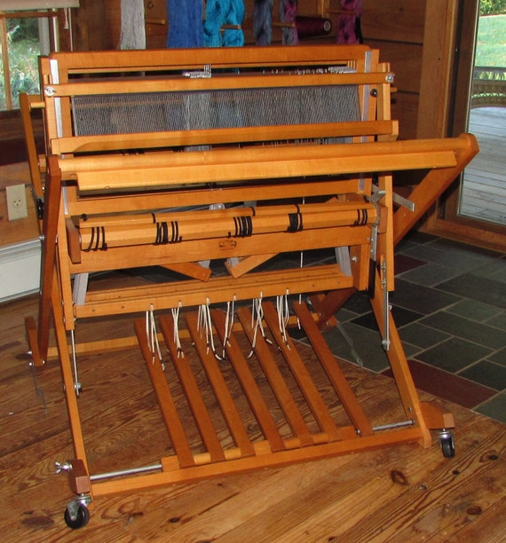 Reserved for olhasenkovych Weaving Loom 4 harness Baby Wolf
