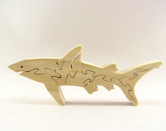 Shark Stand Up Puzzle