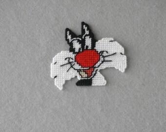 Looney Tune's Sylvester Jr. Magnet
