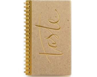 Taste Journal