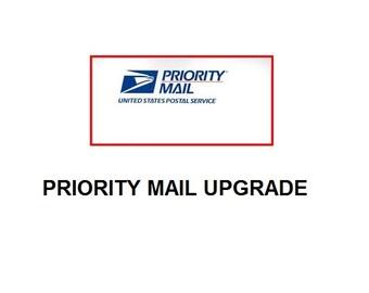 PRIORITY Mail Upgrade Domestic