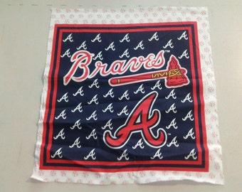 Atlanta Braves Fabric 247785