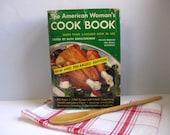 Vintage American Woman's Cookbook