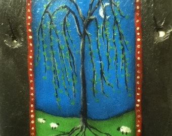 Weeping Willow slate