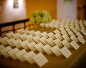 181 Escort cards with envelopes for Katerina