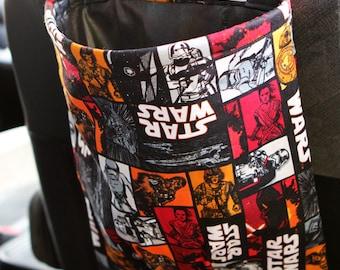Star Wars The Force Awakens Car Trash Bag or Storage