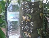 Bottle Holder, Water Bottle Holder, Bottle Bag  FREE SHIPPING