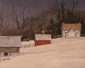 Barn, David Morr Farm
