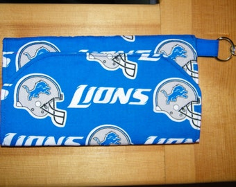 Detroit Lions Wallet