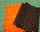 Custom Order for Joan - Set of 2 extra large snap clips made with fabric shown in photo.