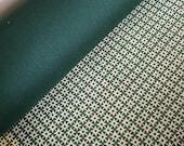 Fotoalbum XL Zackenstern grün mit schwarzen Seiten