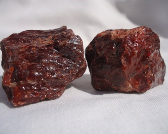 Red Calcite - Natural Red Calcite, Root Chakra, Weight Loss, Detoxification, Sexually Balancing