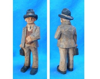 Cowboy Sculpture - Old Doc