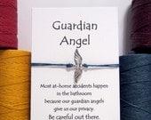Guardian Angel Wish Bracelet