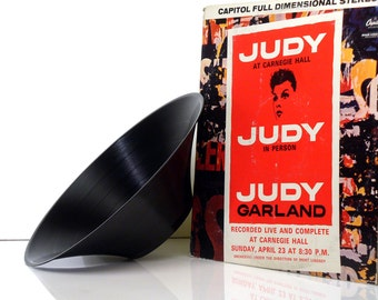 The Judy Garland Judy At Carnegie Hall GrooveBowl