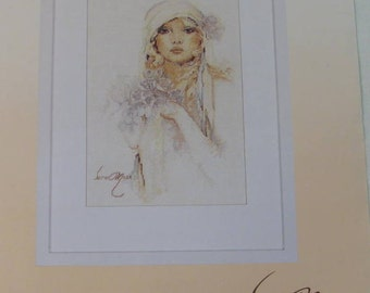 Lanarte Counted Cross Stitch Kit Designed by Sara Moon - New  In Package