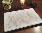 Marble MacBook Sticker Case for MacBook Pro / Air / Pro Retina Laptops. The Original Marble MacBook Decal in white marble. On sale now!