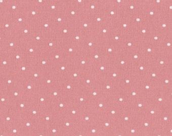 Pink Polka Dot Dear Stella Cupid | Pink Polka Dot Fabric