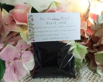 Black Seed,  Nigella Seeds 1.oz
