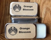Orange Blossom Solid Perfume Balm