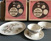 Pair of MCM dish sets - new in box