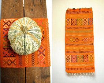 Textile Wall Hanging  //  Southwest Rug  //  THE MAYAN