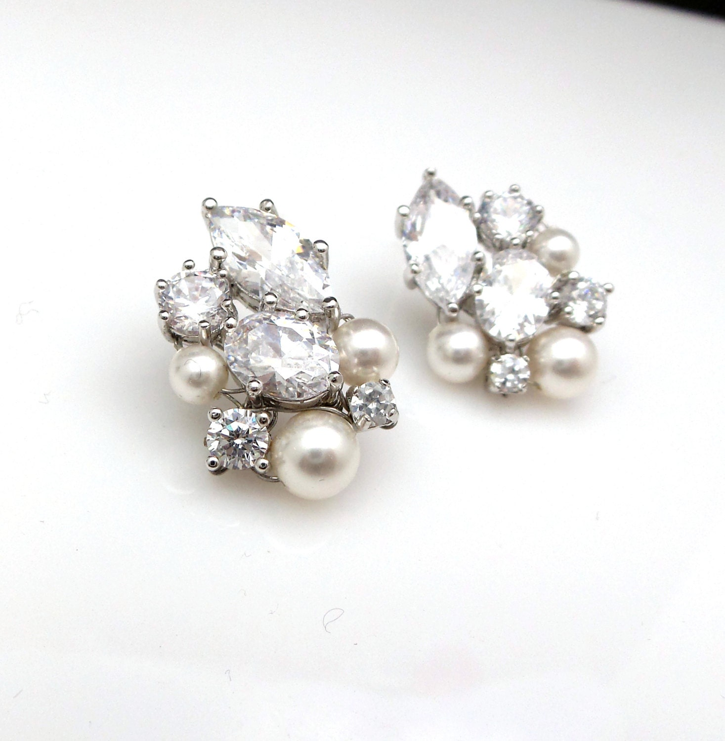 Wedding Gift Jewelry : wedding bridal earrings jewelry gift prom party christmas